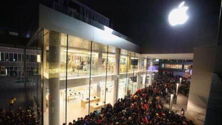 Apple se abona al nuevo sistema de reservas en China
