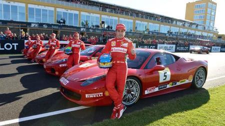 Ferrari despidió la temporada con sus Finales Mundiales
