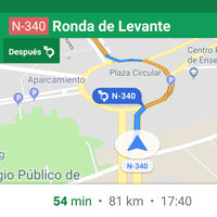 Cómo cambiar la voz de Google Maps para escuchar las indicaciones sin los nombres de calles y carreteras