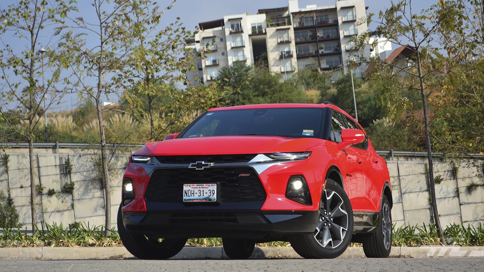 Foto de Chevrolet Blazer RS 2019 (1/24)