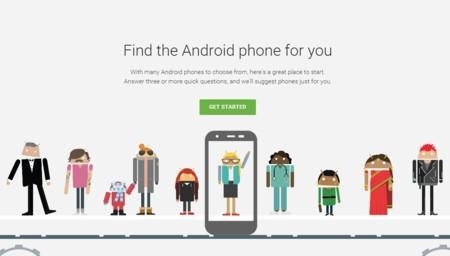 Google quiere ayudarte a encontrar teléfono y crea el servicio Which Phone
