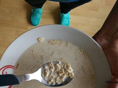 Qué comer después de entrenar: nutrición para el reto 5K de Vitónica