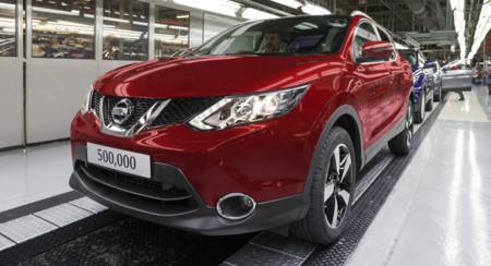 Nissan Qashqai 500000th 0
