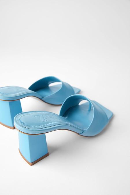 Sandalias Zara Rebajas 2020 16
