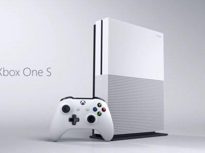 La Xbox One S blanca de 2 TB ya se puede reservar