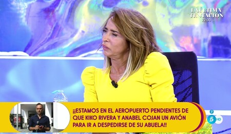 "María Patiño: ""La relación de Kiko e Irene no es mala, sino malísima"""