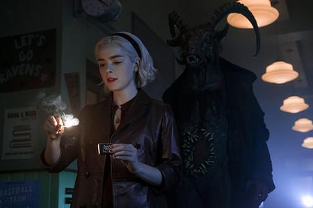 Las Escalofriantes Aventuras De Sabrina Series De Adolescentes De Netflix
