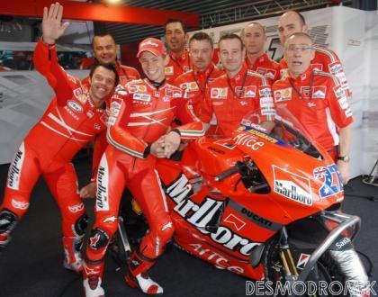 Ducati quiere ganar en casa