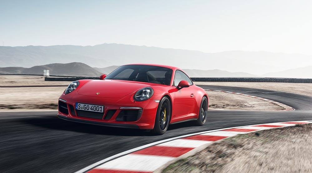 Foto de Porsche GTS 2017 (1/6)