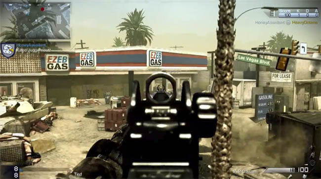 Call of Duty: Ghosts Multijugador