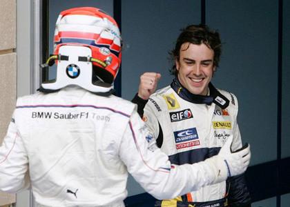 Kubica recibiría encantado a Alonso en BMW