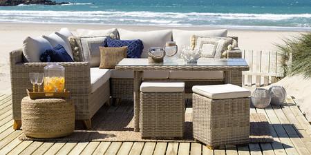 Rebajas de verano 2018. Los mejores descuentos en muebles de terraza y jardín