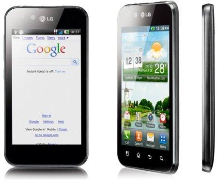LG Optimus Black este mes en Europa