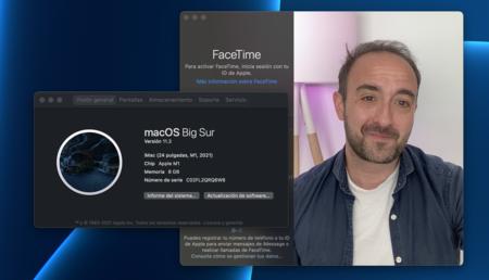 Analisis Imac 2021 Captura Facetime Hd