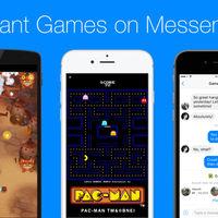 Pac-Man o Galaga entre las nuevas propuestas jugables... ¿del chat de Facebook?