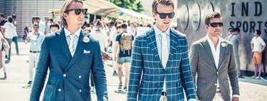 El mejor streetstyle de la semana hace del combo blazer + short la clave del verano