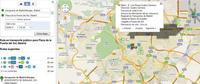 Madrid: Google Transit informa, ahora, sobre el transporte público en tiempo real