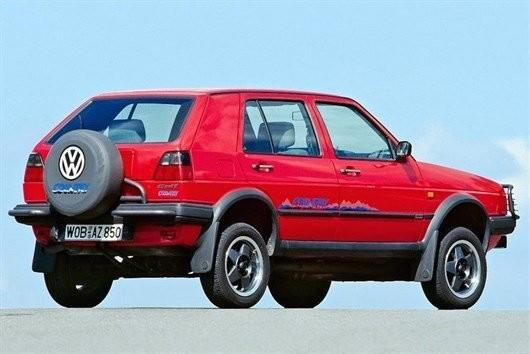 Foto de Volkswagen Golf Country (7/11)