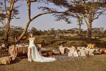 Wild Love In Esat Africa Pronovias Relisa 1