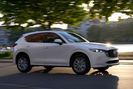 Mazda Cx 5 2022 2