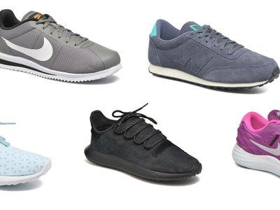 7 zapatillas rebajadas al menos un 40% en Sarenza. Tallas sueltas de Adidas, Nike, New Balance, Reebok y Converse