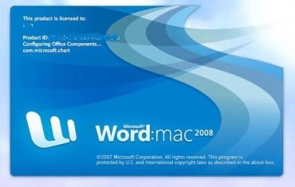 Galería de imágenes de Office 2008 para Mac
