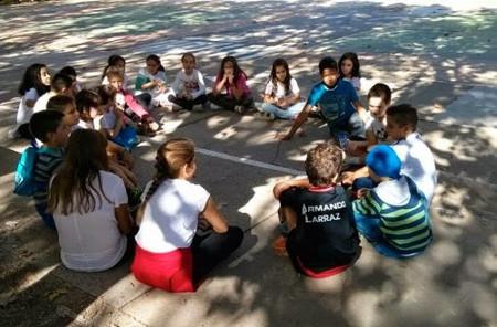 22 niños hicieron de profesores de su compañero con cáncer para que no perdiera el curso