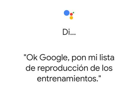 El Asistente de Google ahora te pedirá decir frases completas al configurar el reconocimiento de tu voz