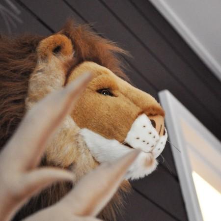 La habitación del hijo de Sara Carbonero en Instagram abre debate sobre decorar o no con cabezas de animales