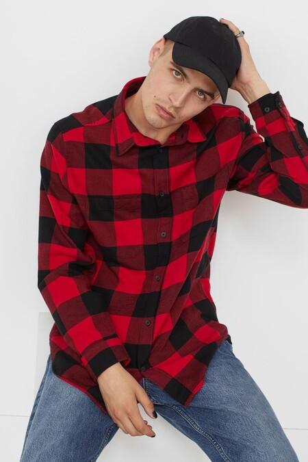 Nos Rendimos Ante El Estilo Lumberjack Con Estas X Camisas A Cuadros Para Llevar Todo El Otono