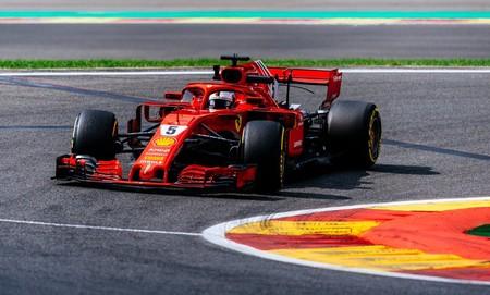 Victoria de Sebastian Vettel en el GP de Bélgica de F1 que arrancó con un gran accidente