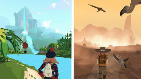 The Trail es el nuevo juego de Molyneux para móviles... y ya está en la App Store de iOS filipina