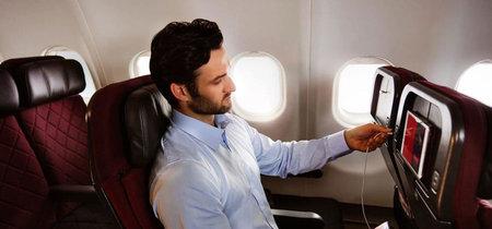 Qantas Airline, la aerolínea que ofrece Netflix y Spotify gratis durante sus vuelos