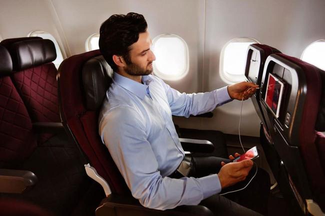 Qantas Airline La Aerolinea Que Ofrece Netflix Y Spotify Gratis Durante Sus Vuelos
