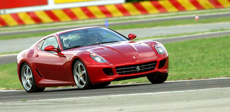 Ferrari 599 GTB Fiorano HGTE, la galería completa