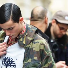 Foto 1 de 15 de la galería el-mejor-street-style-de-la-semana-ciii en Trendencias Hombre