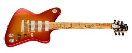 Gibson Firebird X, guitarra llena de tecnología