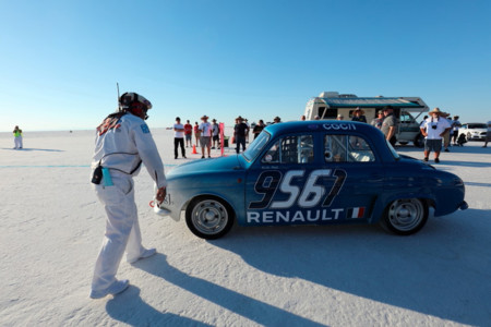 Renault Dauphine Bonneville