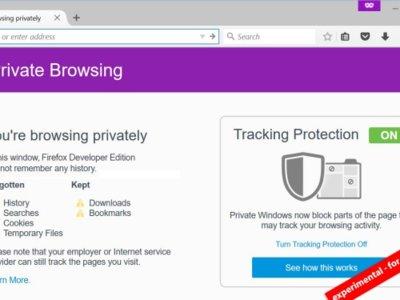 Mozilla Firefox anuncia una nueva navegación privada más segura