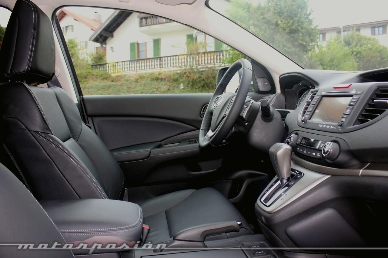 Foto de Honda CR-V 2012 (42/70)