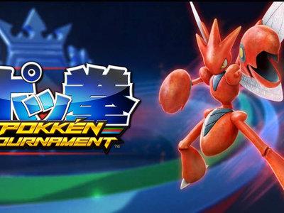 Más vale tarde que nunca: Scizor se une al panel de seleccionables de Pokkén Tournament
