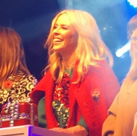 Kylie Luces De Navidad