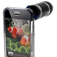 Zoom óptico para el iPhone y Loc8tor Lite, ayuda para buscar cosas