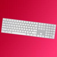 El teclado Magic Keyboard con pad numérico para Mac está disponible por 119 euros en MediaMarkt, vendido a través de eBay