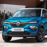 El Renault Kwid prepara su facelift para 2022, con más potencia y seguridad