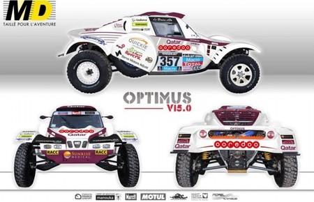 Albert Llovera también estará en el Dakar 2015