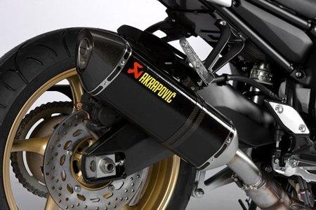 Akrapovic para Yamaha FZ8 Sport