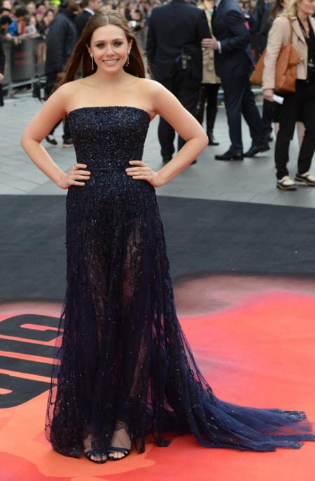 Elizabeth Olsen vestido Elie Saab
