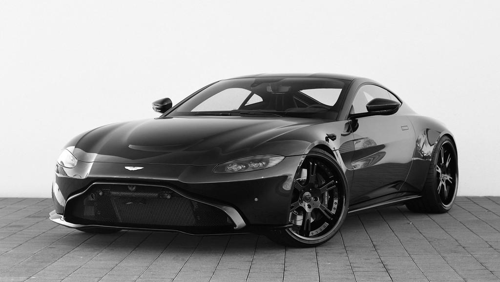 Wheelsandmore adereza al Aston Martin Vantage y lo lleva hasta los 690 CV y los 820 Nm de par