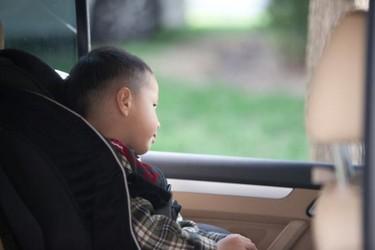 """Los niños tardan unos 90 minutos en preguntar """"cuánto falta"""" en el coche"""